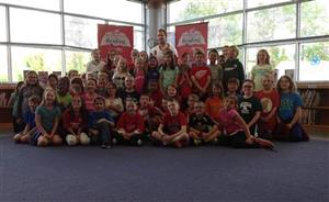 Ralya Elementary Wins Red Wing Challenge