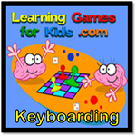 Learning Games for Kids: Keyboarding