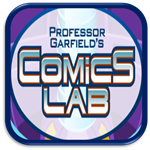 Professor Garfield's Comics Lab