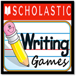 Scholastic Writing Games