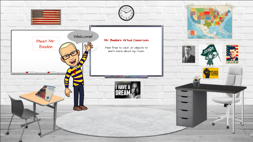 My Virtual Classroom