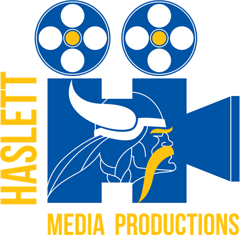 Haslett Media Productions Logo
