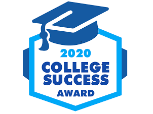 HHS Earns College Success Award