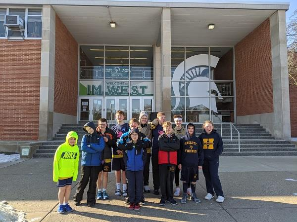 HMS Unified Wins at MSU!