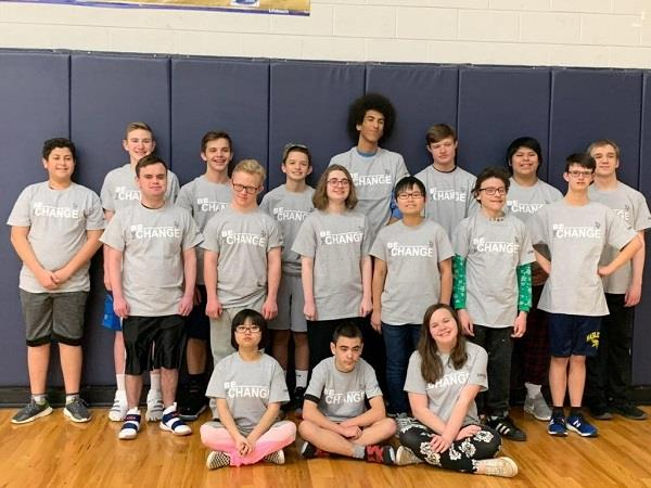 Unified Basketball Team Begins Season