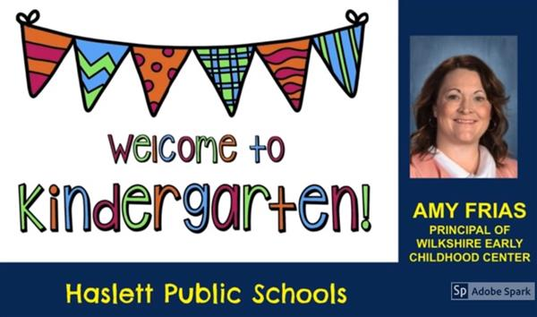 Kindergarten Informational Video