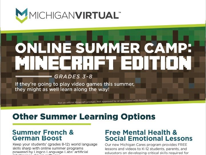 Free & Low-Cost Online Summer Learning Options for K-12