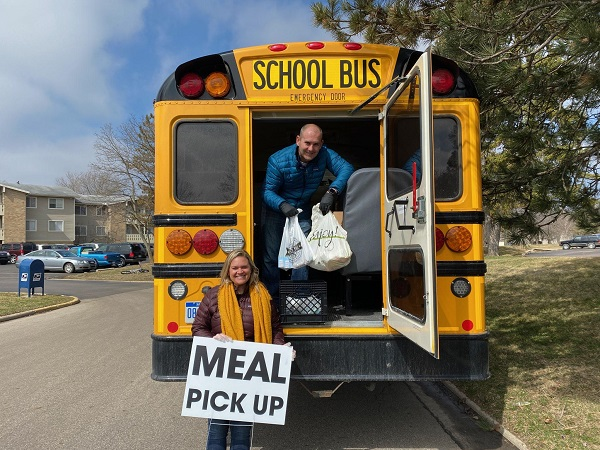 Meal Service Available During School Closure
