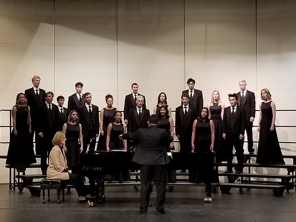 Haslett Choirs Excel at Competition