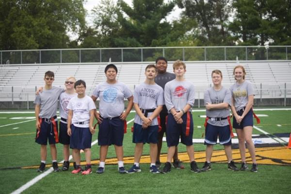 Unified Flag Football