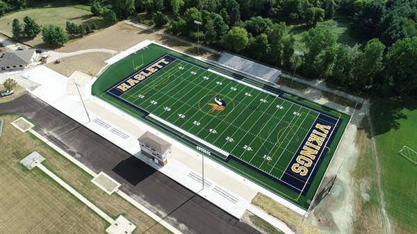 Jamie Gent Stadium Open House