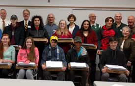 Kiwanis Club Funds Chromebooks for HHS Students