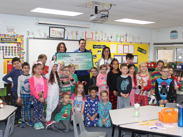 Ralya Teacher Receives $250 Classroom Grant!