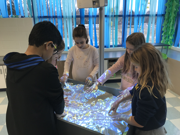 Interactive Sandbox visits Murphy!