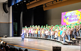 "Ralya Students Present ""Willy Wonka KIDS"""