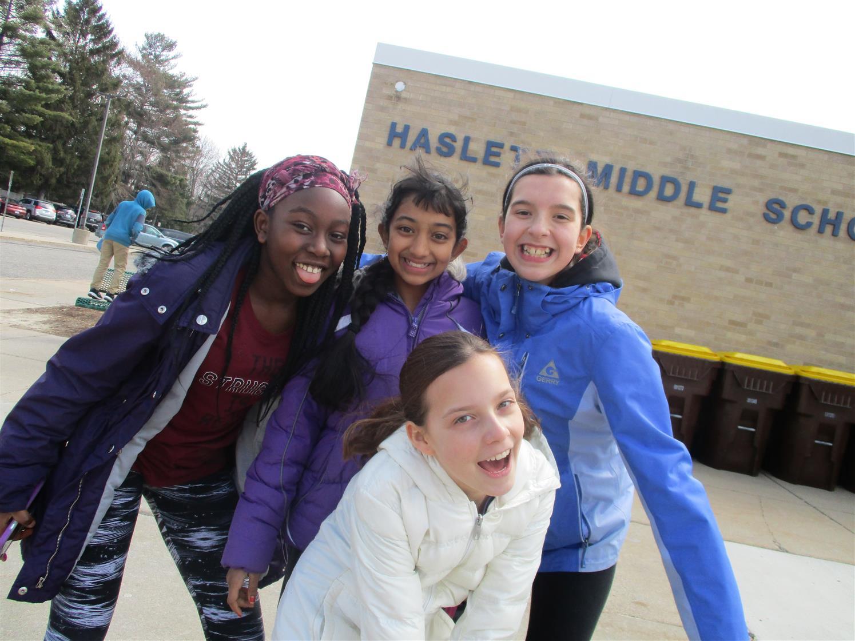 Haslett Middle School Homepage